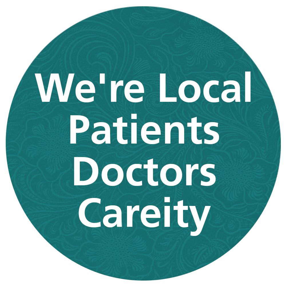 Careity Foundation - We're Local