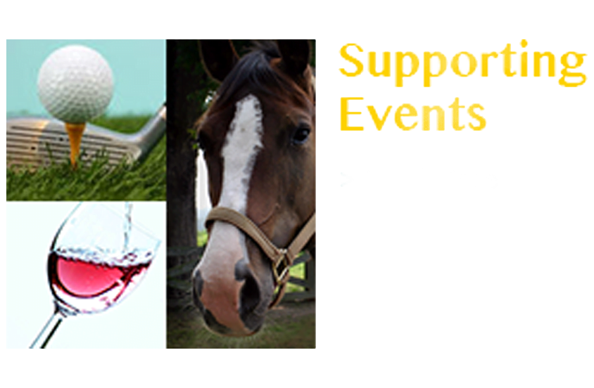 Supporting events
