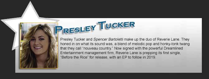 Presley Tucker