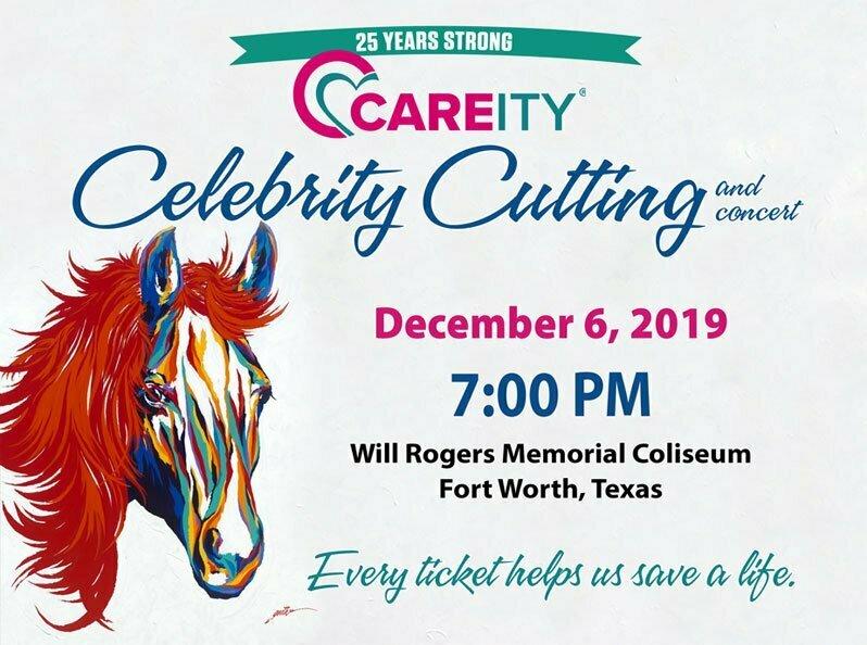 Careity Celebrity Cutting